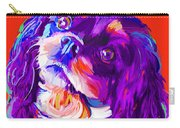 Cavalier King Charles Spaniel 2 Carry-all Pouch