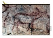 Cave Art: Covalanas Carry-all Pouch