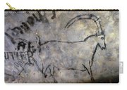 Cave Art: Ibex Carry-all Pouch