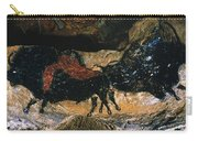 Cave Drawing/lascaux Carry-all Pouch
