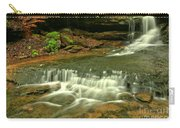 Cave Falls Landscape Carry-all Pouch