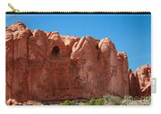 Cave Formation Arches National Park Carry-all Pouch