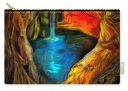 Cavernous Pool In Ambiance Carry-all Pouch