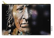 Cayuse Woman Carry-all Pouch