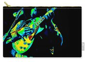 Cdb Winterland 12-13-75 #1 Enhanced In Cosmicolors Carry-all Pouch