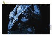 Cdb Winterland 12-13-75 #51 Enhanced In Blue Carry-all Pouch