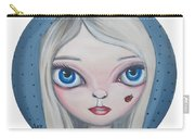 Cecilia And The Ladybug Carry-all Pouch