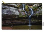 Cedar Falls In Hocking Hills State Park Carry-all Pouch