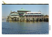 Cedar Key Waterfront Carry-all Pouch