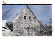 Cedar Shake Barn Carry-all Pouch