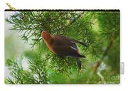 Cedar Waxwing Beauties 1 Carry-all Pouch