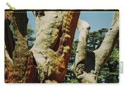 Cedars Of God Jesus Tree  Carry-all Pouch