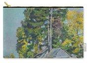 Cedars Carry-all Pouch