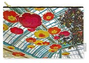 Ceiling Of Bellagio Conservatory In Las Vegas-nevada Carry-all Pouch