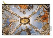 Ceiling Of The Chapel Of Eleonora Of Toledo Carry-all Pouch