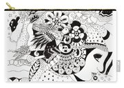 Ceilings And Floors 1 Carry-all Pouch