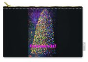 Celebrate In Lights Carry-all Pouch