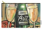 Celebrate With Bubbly Carry-all Pouch