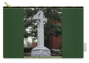 Celebrating The Celtic Heritage At St Patricks Church Carry-all Pouch