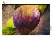 Celeste Fig Carry-all Pouch