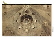 Celestial Map 1710b Carry-all Pouch