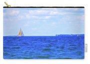 Celestial Skies Sailing The Blue Carry-all Pouch