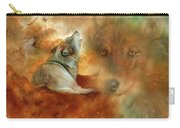 Celestial Wolves 2 Carry-all Pouch