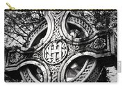 Celtic Cross Detail Killarney Ireland Carry-all Pouch