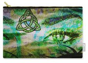 Celtic Eyes Carry-all Pouch