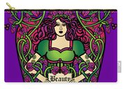 Celtic Forest Fairy - Beauty Carry-all Pouch