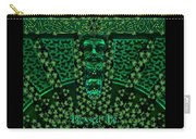 Celtic Green Man Carry-all Pouch