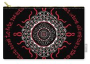 Celtic Lovecraftian Cosmic Monster Deity Carry-all Pouch