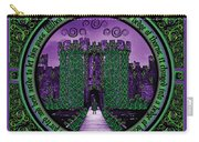 Celtic Sleeping Beauty Part IIi The Journey Carry-all Pouch
