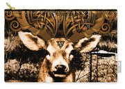 Celtic Stag Carry-all Pouch