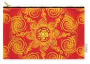 Celtic Tribal Sun Carry-all Pouch