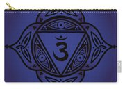 Celtic Tribal Third Eye Chakra Carry-all Pouch