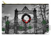 Celtic Yuletide Blessings Carry-all Pouch