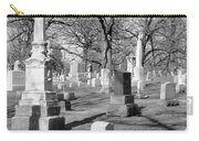 Cemetery 3 Carry-all Pouch