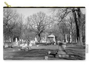 Cemetery 7 Carry-all Pouch