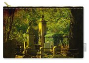 Cemetery In Charleston Carry-all Pouch