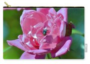 Cemetery Rose Carry-all Pouch