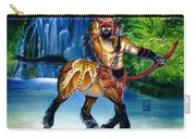 Centaur In Waterfall Carry-all Pouch