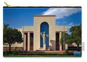 Centennial Hall At Fair Park - Dallas Carry-all Pouch