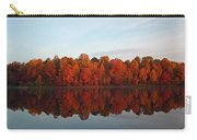 Centennial Lake Autumn - In Full Autumn Bloom Carry-all Pouch