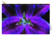 Center Of The Asiatic Lily Carry-all Pouch