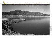 Centimudi In Black And White Carry-all Pouch