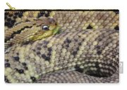 Central American Rattlesnakee Carry-all Pouch