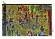 Central B B Q # 3- Memphis Carry-all Pouch