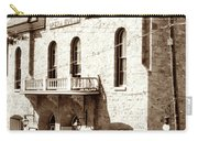 Central City Colorado Opera House 1950 Carry-all Pouch