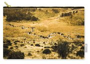Central Highlands Of Tasmania Carry-all Pouch
